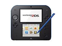 Nintendo 2DS – Electric Blue