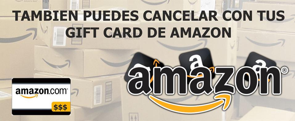 Pagos con Amazon